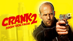 Digital launch campaign for Crank 2, by Universum Film a division of the Bertelsmann Group.