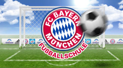 Offical Flash site for the Footballschool of FC Bayern Munich AG.